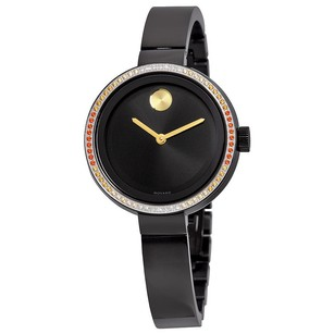 Movado Movado Metallic Dial Ladies Watch