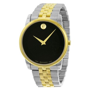 Movado Movado Museum Two-tone Mens Watch