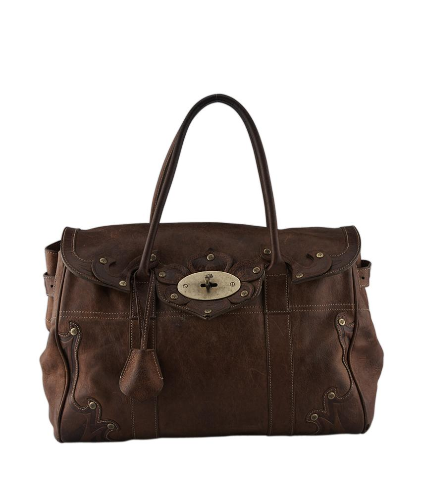 c31f4bd7fe ... cheap mulberry. bayswater leather 125200 shoulder bag. 135.30. 18 x 8 x  5