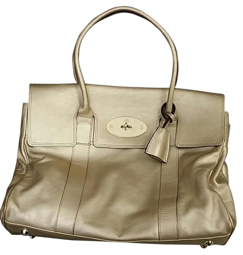 Mulberry Pre-owned - Bayswater leather handbag tqH4tWbd