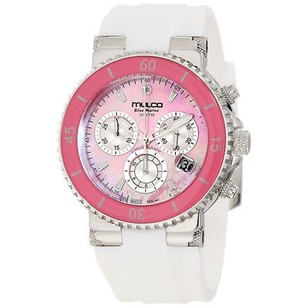 Mulco Mulco Mw3-70604-018 Womens Watch Pink Mop -