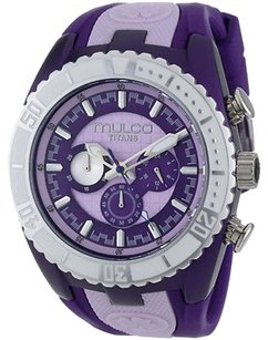 Mulco Mulco Mw5-1836-051 Womens Watch Purple Dial -