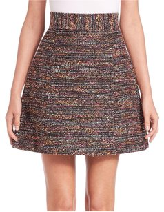Nanette Lepore After Hours Mini Skirt Multicolor