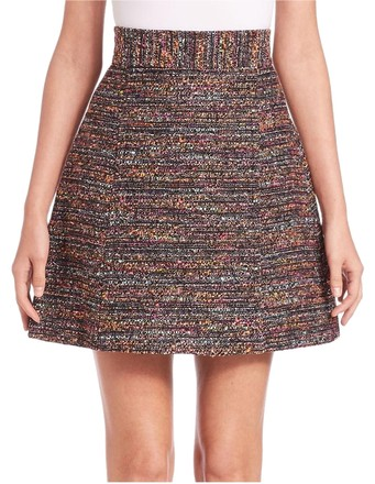 d2314740a 85%OFF Nanette Lepore After Hours High Waisted Mini Skirt - 58% Off Retail