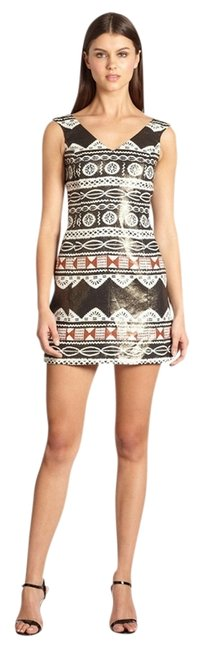 Preload https://item3.tradesy.com/images/nanette-lepore-aztec-tribal-print-short-night-out-dress-size-8-m-718087-0-0.jpg?width=400&height=650