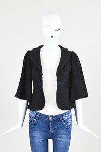Nanette Lepore Brown Black Jacket