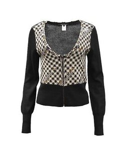 Nanette Lepore Black Sweater