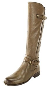 Naturalizer Womens Leather brown Boots