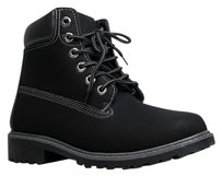 Nature Breeze Black Boots