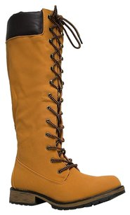 Nature Breeze Brown Boots