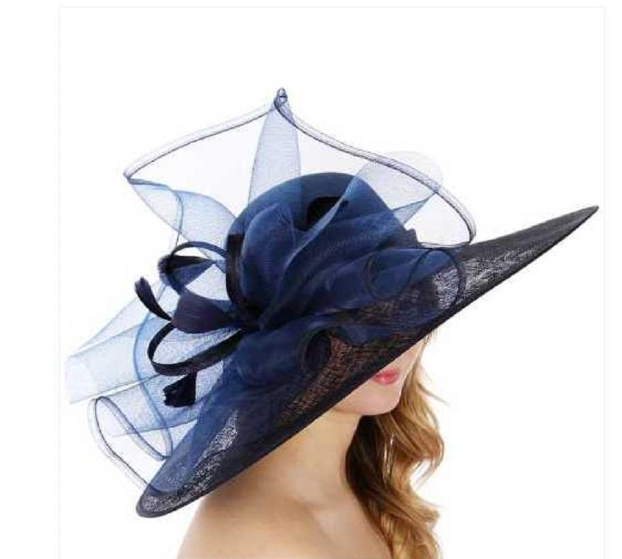 0732e85f45e ... best price kentucky derby hat new kentucky derby new church formal  dressy hat 9293b accd3