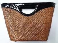 Neiman Marcus Tote in Brown And Black