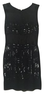 Nicole Miller Sequin Fromal Cocktail Dress