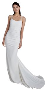 Nicole Miller Celine Bridal Gown Wedding Dress