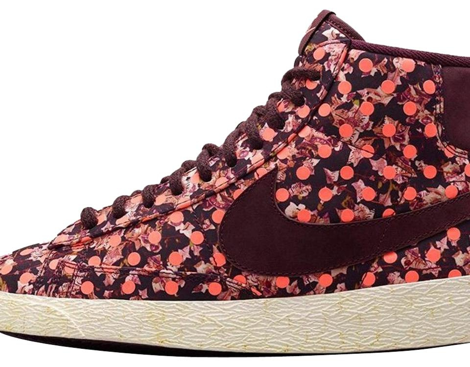 Nike liberty high tops belmont ivy