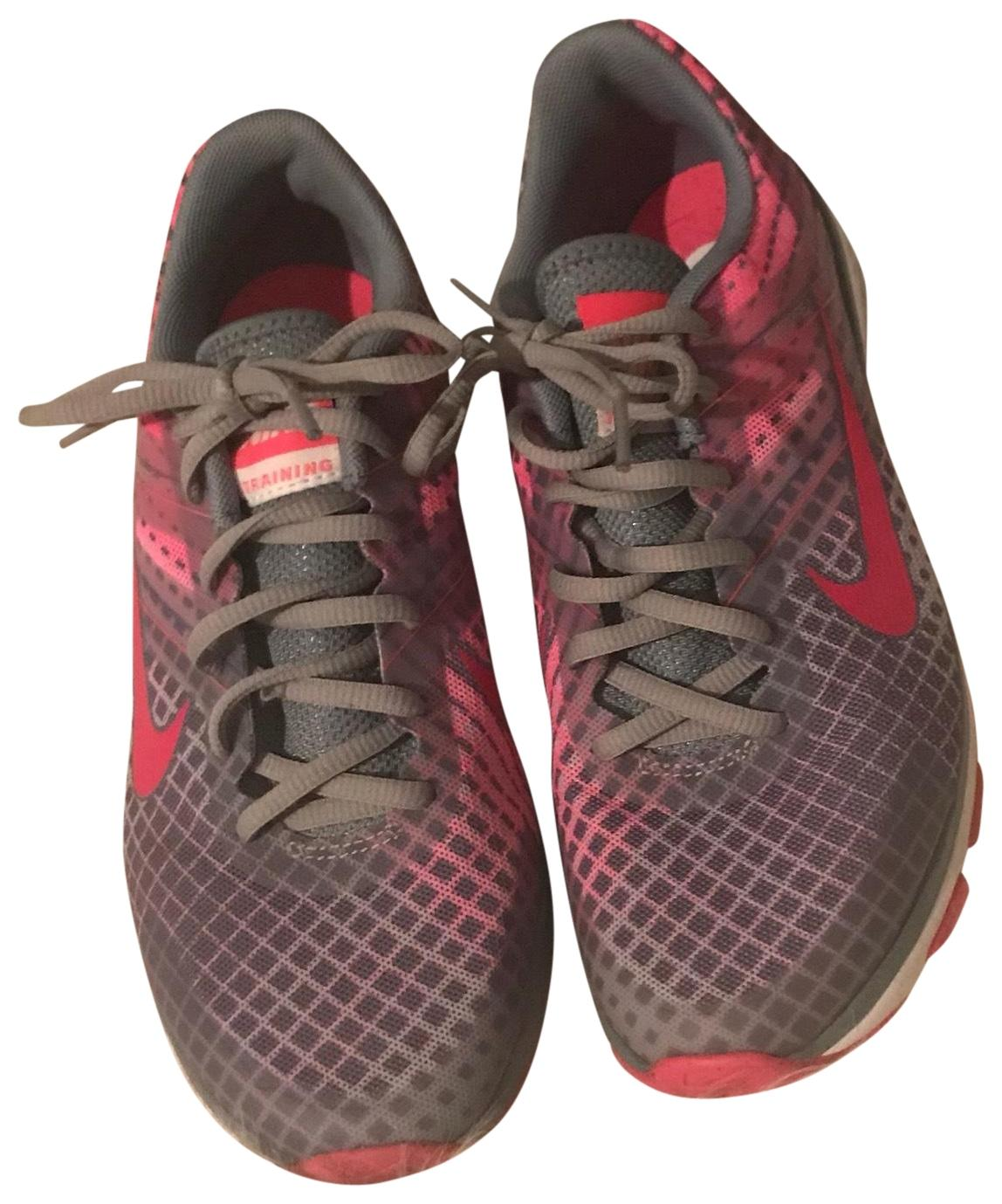 Nike Dual Fusion Flywire Sneakers Size US 6.5 Regular (M, B)
