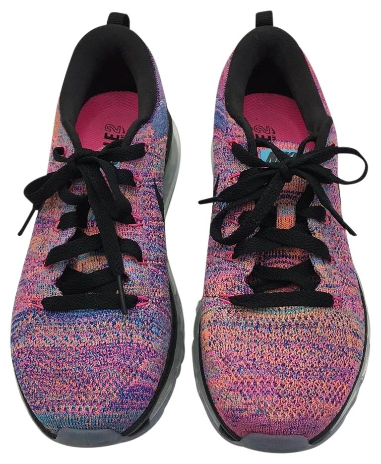 Nike Multicolor 6.5 Air Max Flyknit Sneakers Size US 6.5 Multicolor Regular (M, B) 48779a