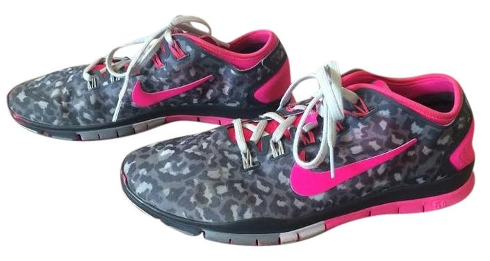 best sneakers bb4bd fb023 ... free tr connect 2 leopard 4344b 4d18d  shopping nike pink grey athletic  98c09 367fa