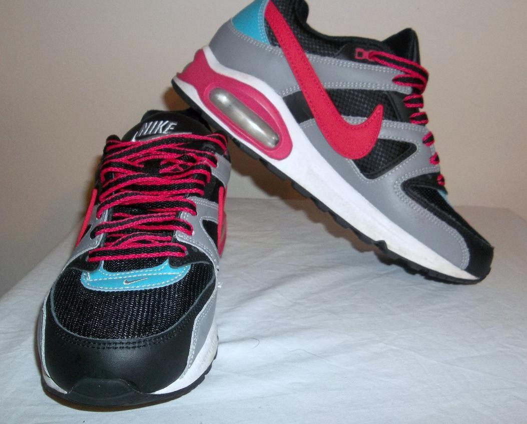 Nike Multicolored Pink/Gray/Blue/Black Women's Air Max Multicolored Nike Sneakers Sneakers Size US 8.5 f21c7c