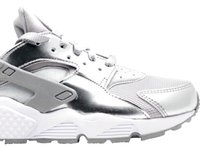 Nike Silver Athletic