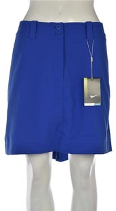 Nike Golf Womens Skort Skirt Blue