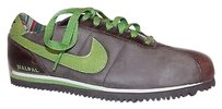 Nike Id Studio Brown Brown, Green Athletic