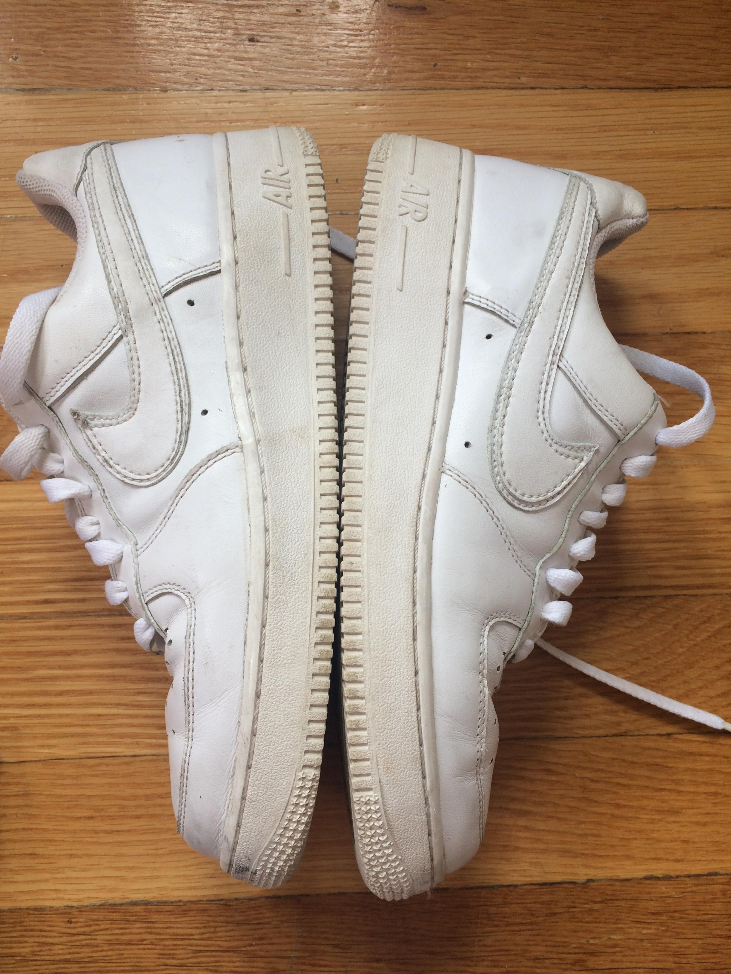 air force 1 white size 9
