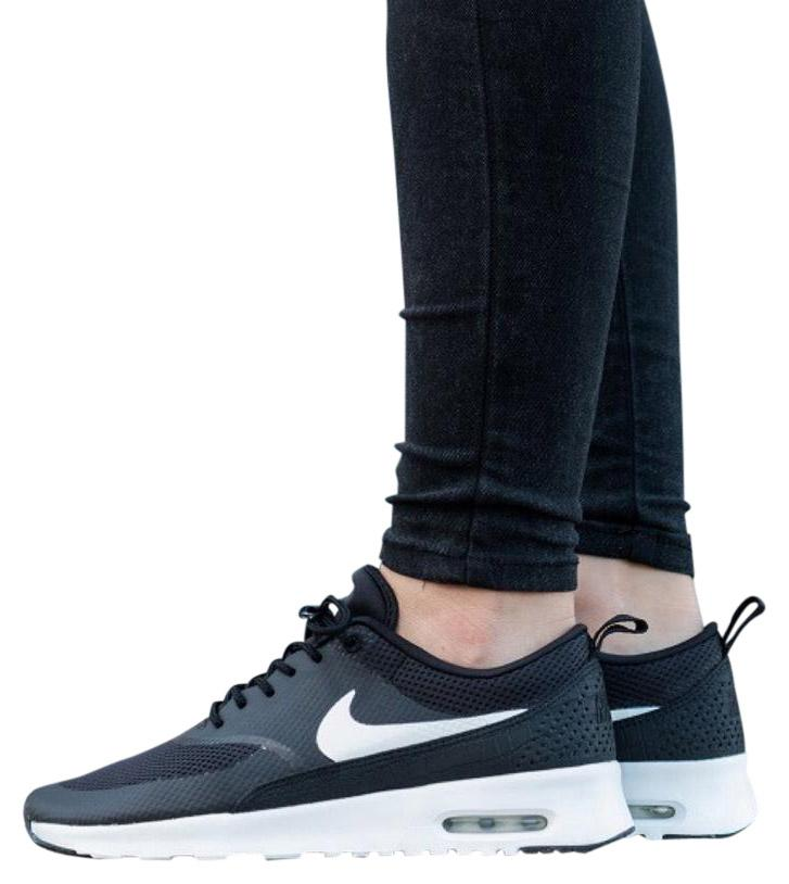 Nike Women's Air Max 599409-020 Thea Black Sneakers Style/Color: 599409-020 Max Sneakers Size US 12 Narrow (Aa, N) edebc6