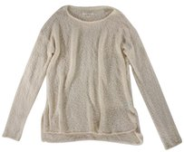 Nili Lotan Cream Low Nm Sweater