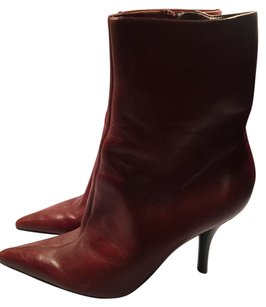 Nine West burgandy Boots