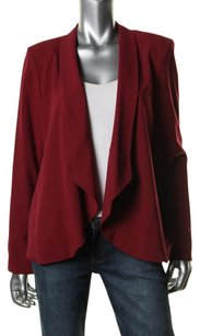 Nine West Ruby Red Blazer