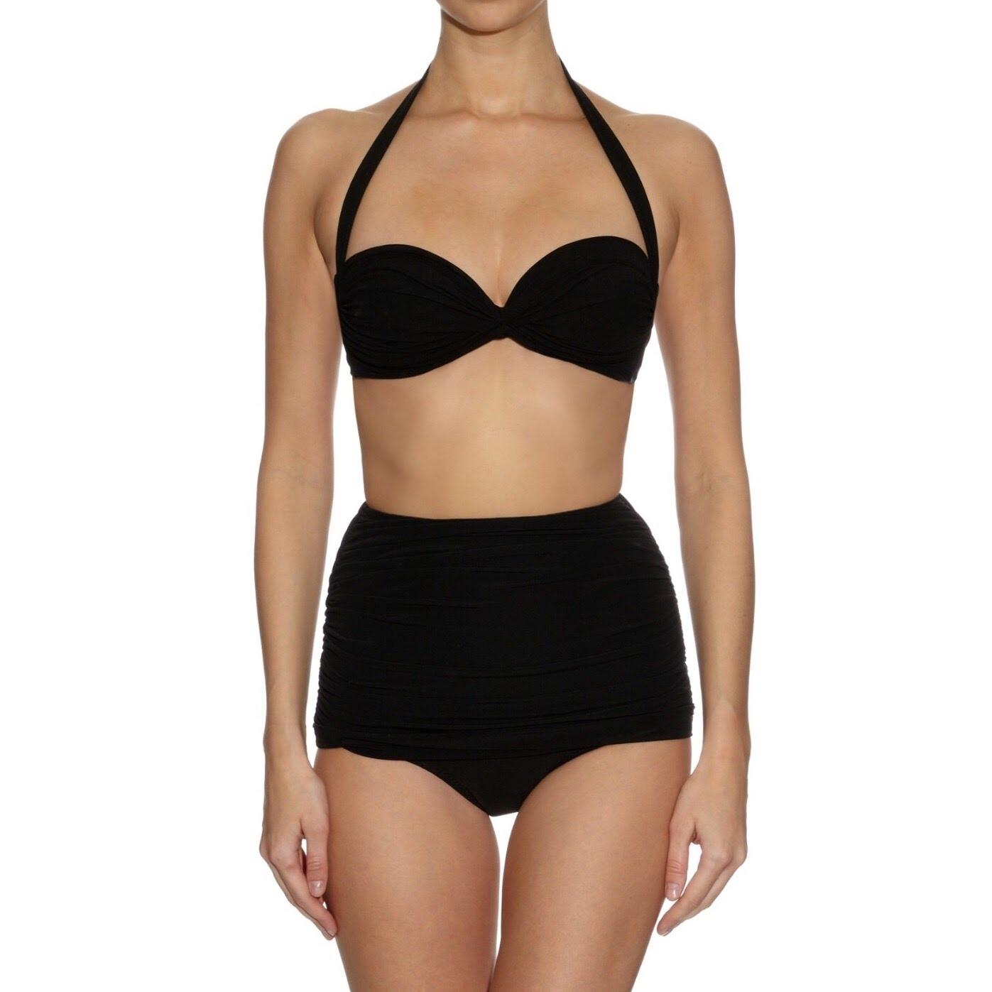 Limited Edition Sale Online Bill ruched bikini bra Norma Kamali Buy Cheap 2018 Unisex Cheap Sale 2018 Newest Factory Outlet Cheap Online xv1RkmPdGa