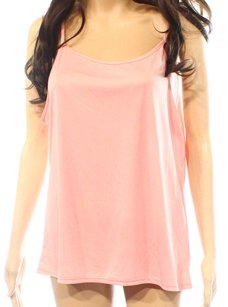 NY Collection 100-polyester Cami New With Defects 3196-0145 Top