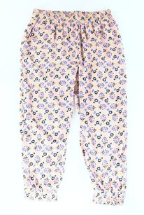 Oat+Fawn 100% Polyester Casual Pants