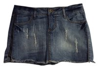 Ocean Drive Clothing Skirt Denim