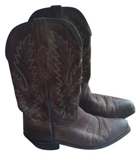 Old West Tan Boots