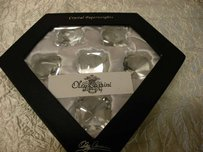 Oleg Cassini Glass Diamonds