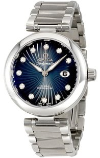 Omega DeVille Ladymatic Co-Axial 34 mm Watch OM42530342056001