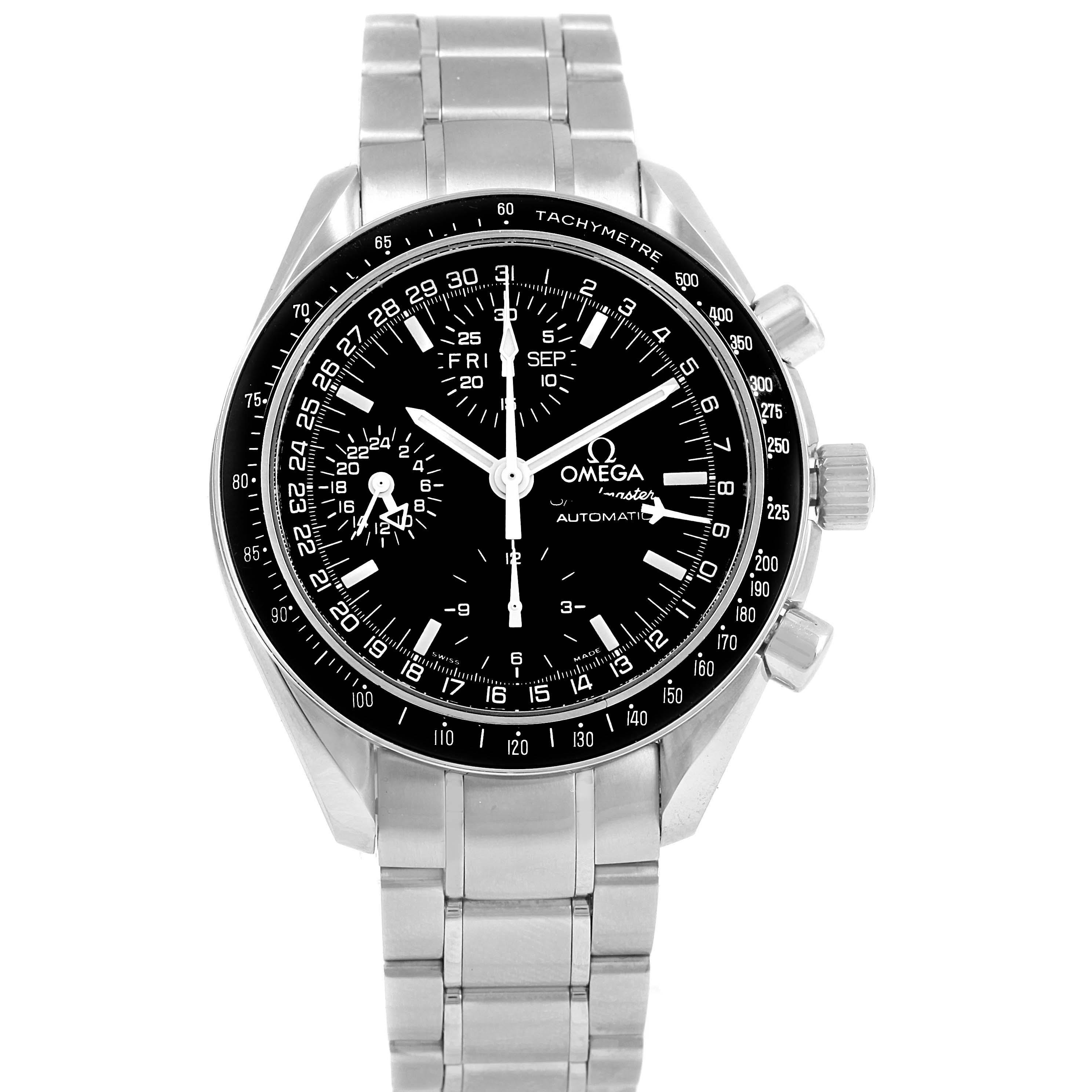 review omega speedmaster day date Special speedmasters filter by items published in the omega speedmaster white gold case and rhodium coated dial with moonphase and date reference.