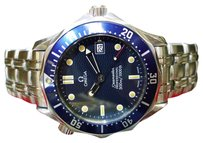 Omega Mid-size Omega Seamaster Professional 300m Stainless Steel Wave Dial 36mm Watch