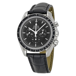 Omega Speedmaster Professional Moonwatch Black Dial Men's Watch