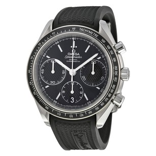 Omega Speedmaster Racing Automatic Black Dial Stainless Steel Men's Watch