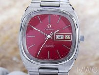 Omega Vintage Omega Seamaster Day Date Swiss Made Automatic Watch 1970s Scx313