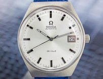 Omega Vintage Swiss Mens Swiss Omega Deville Cal 565 Automatic Wdate C1960s 6064