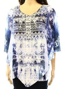One World 100% Polyester 1430070839 Top