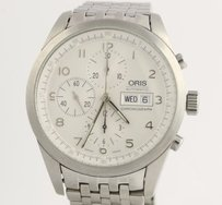 Oris Oris 7515 Chronograph Mens Wristwatch - Stainless Steel Automatic