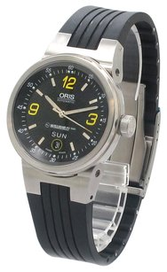 Oris Williams F1 Day Date Stainless Steel Men's Automatic Watch