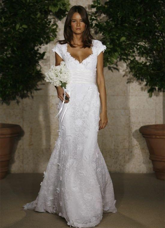 Oscar de la Renta 82n01 Wedding Dress on Sale 66 Off Wedding