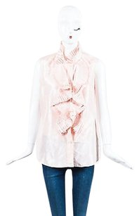 Oscar de la Renta Light Top Pink