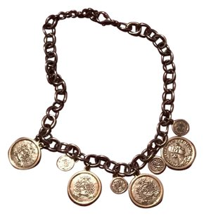 Unknown Coin jewelry set